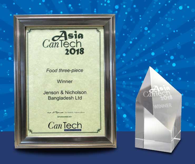 JNBL CanTech Award 2018